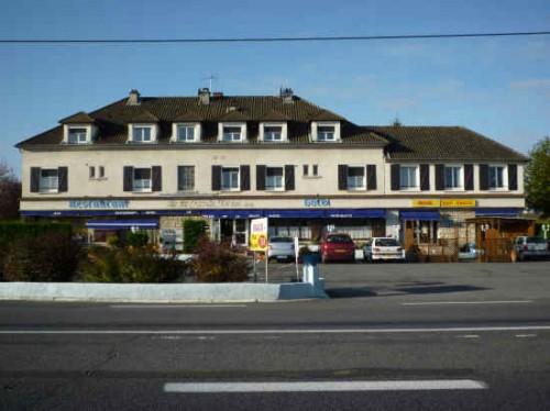 Hôtel restaurant à vendre Allier, entre Vichy et Moulins