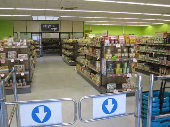 magasin alimentation bio à vendre dans les Bouches du Rhône