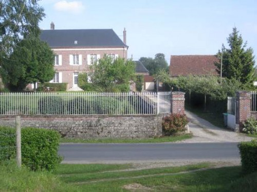 Maison d 39 h tes vendre normandie dampierre en bray for Maison hote normandie