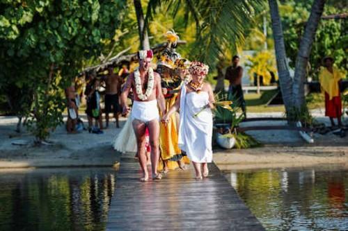 Maison d'hôtes Polynésie