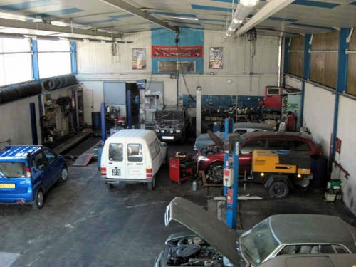 Vente fonds de commerce garage m canique savoie st for Garage automobile a vendre 91
