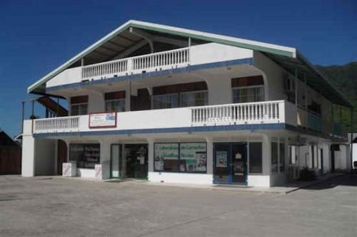 Bâtiment commercial à vendre en Polynésie française - Moorea