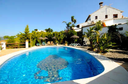 Chambres d\'hôtes à vendre en Espagne, Malaga