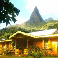 A vendre centre de loisirs et hébergement en Polynésie francaise