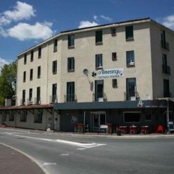Vente immeuble contenant commerces et appartements, Souillac - Lot