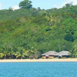 Hôtel bungalows restaurant à vendre, Nosy Be - Madagascar
