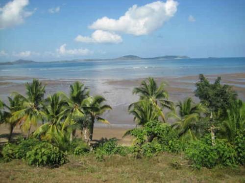 A vendre plage privée pour hôtel ou résidence, Nosy Be - Madagascar