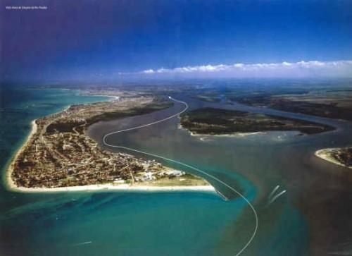 Marina à vendre au Brésil : pontons + investissement  immobilier,