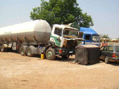 Entreprise à vendre Burkina Faso - atelier rénovation diesel Ouagadougou