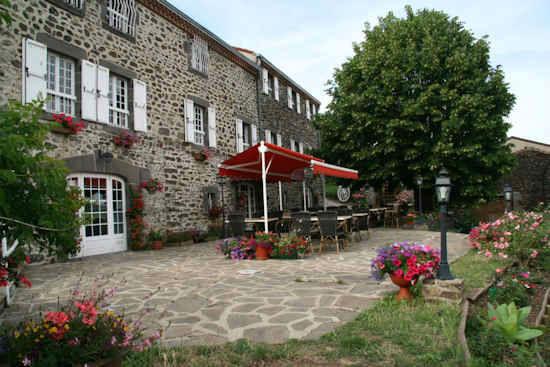 Auberge à vendre fonds de commerce + murs, Massiac - Cantal
