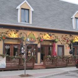Commerce à vendre Laurentides, Québec : café restaurant Internet