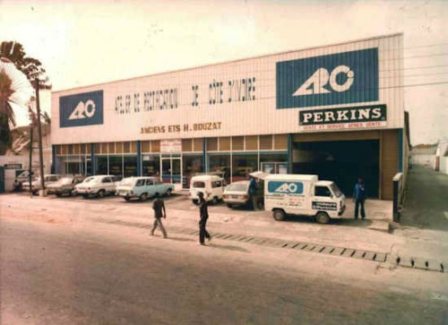 Entreprise à reprendre en Côte d'Ivoire (Abidjan)