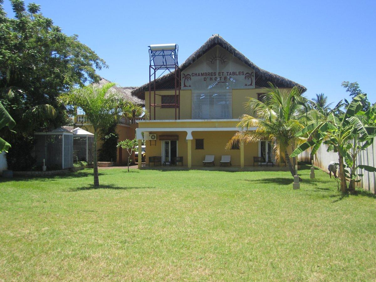 Villa et Murs commerciaux Nosy-Be, Madagascar
