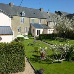 Maison d'hôtes et gîte près du Mont Saint Michel - Pontorson