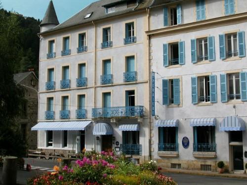 Fonds de commerce hôtel à vendre La Bourboule (63)