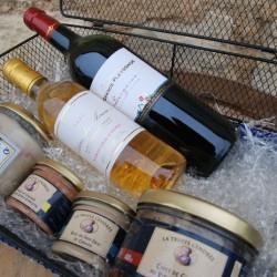 Cave à vin à vendre en Charente (murs et fonds de commerce)