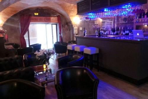 Bar à vin / Piano bar, Anduze (Gard)