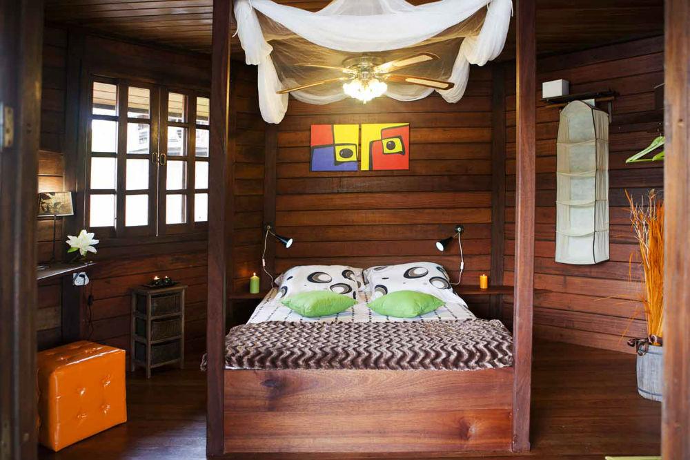 interieur bungalow cacao