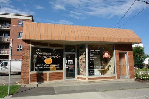 Boulangerie Bio à vendre au Québec, Canada (Estrie)