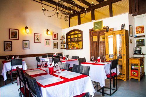 Restaurant Crêperie à Paraty – Etat de Rio de Janeiro, Brésil
