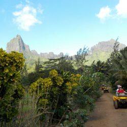 Société d'excursions en QUAD - Polynésie Française