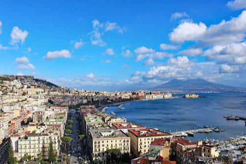Hôtel à vendre dans le centre historique de Naples, Italie