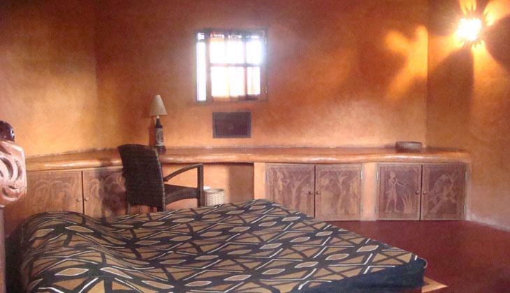 bungalow interieur
