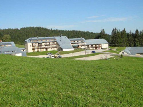 Village vacances au cœur du parc naturel régional du Haut-Jura