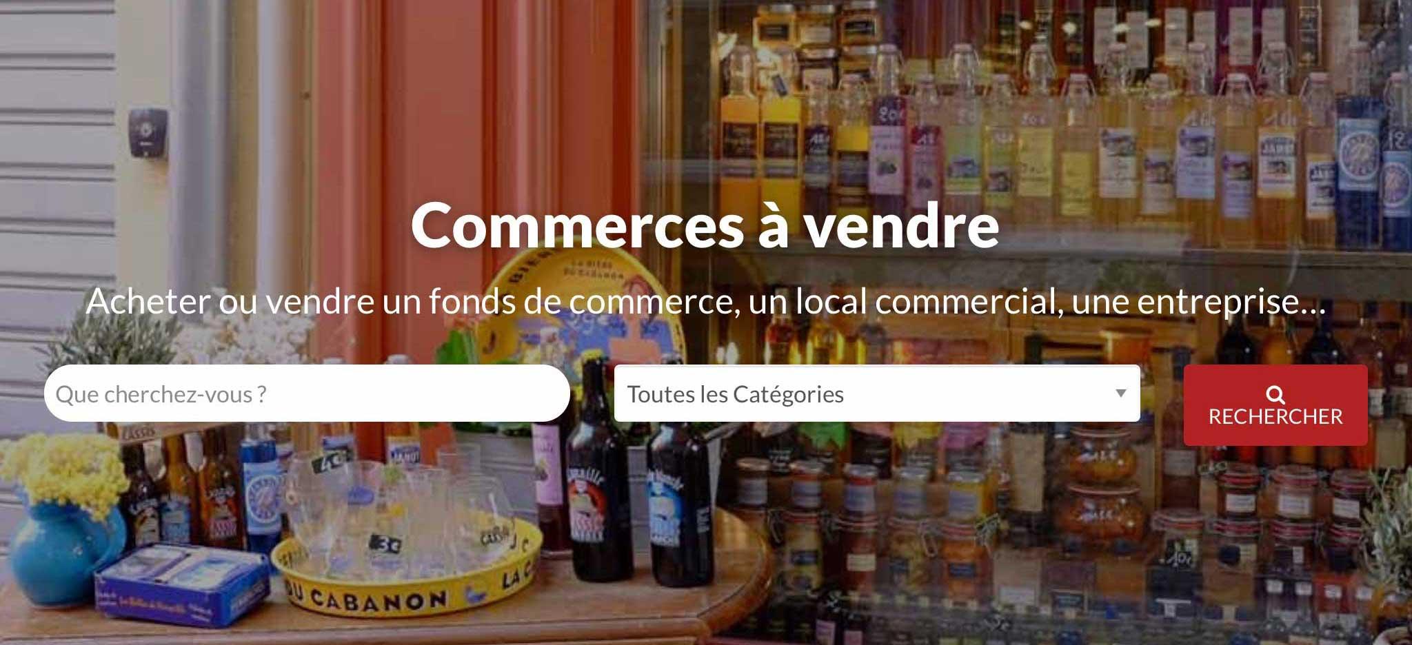 Vendre un commerce, une entreprise ou un local commercial
