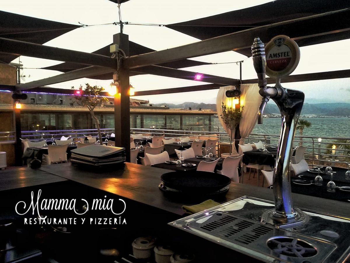 Fonds de commerce restaurant cuisine italienne en Espagne (Puerto de Mazarron)