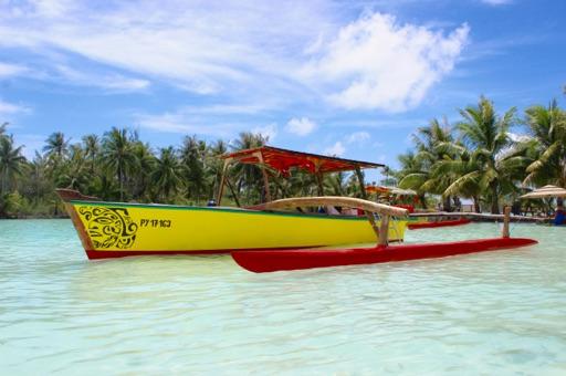 Excursions touristiques à Bora Bora (Polynésie Française)